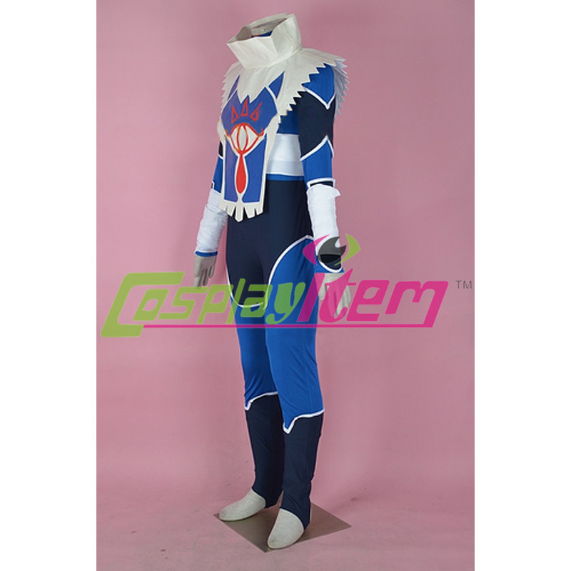Customized Tailored Sheik Cosplay Costume 2nd From The Legend Of