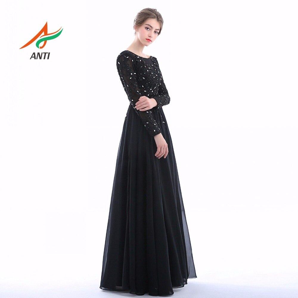 ANTI Sosire Noua Negre Mama Nepoata Imbracaminte rochie completa - Rochii de seară de nuntă - Fotografie 3