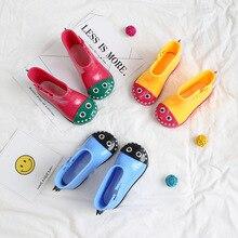 Мини Мелисса дети дождь Сапоги и ботинки для девочек динозавр Сапоги и ботинки для девочек милый мультфильм Обувь для мальчиков и Обувь для девочек противоскольжения Gaotong Обувь Водонепроницаемый детская обувь