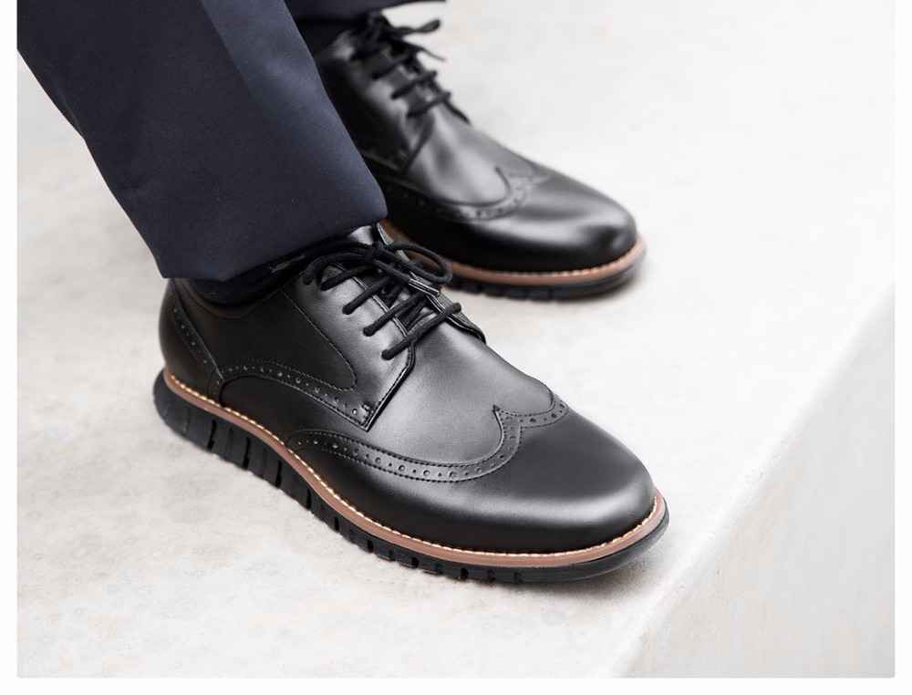 Xiaomi Leather Shoes:Tallas