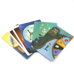 Image 2 - D i x i tカードゲームストーリーデッキ1 2 3 4 5 6 7 8合計336トランプ木製バニーのためのァミリーパーティーボードゲーム
