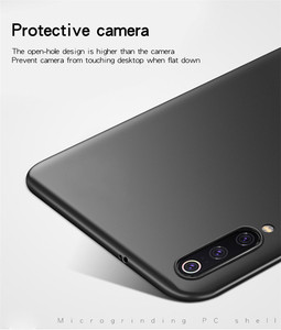 Image 5 - Xiaomi Mi 9 SE Case Silm Shockproof Cover Luxury Ultra Thin Smooth Hard PC Phone Case For Xiaomi Mi 9 SE Back Cover For Mi 9 SE