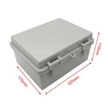 Manhua AG-1722 Электрический водонепроницаемый настенный открытый корпус распределительная коробка IP65
