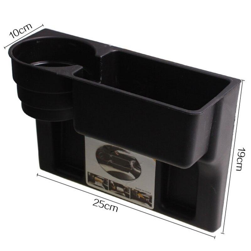 Mayitr универсальный автомобильный Грузовик сиденье шов Клин чашки держатель электродов крепление для напитков стенд Универсальный Автомобильный интерьер Органайзер держатель