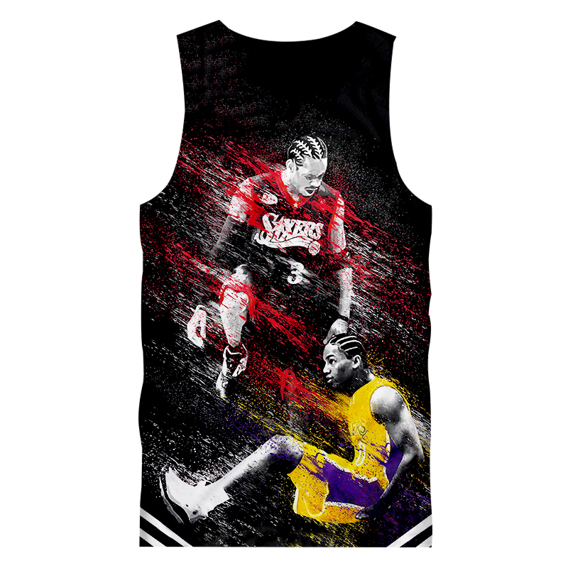 cfb116331335 Detail Feedback Questions about CJLM Dropshipping 3d Vest Man Cool ...