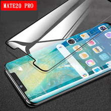 Tempered Glass For Huawei Mate 20 Pro Screen Protector 3D Curved Protective Film HD Full Coverage for