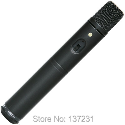 compare prices on small microphone online shopping buy low price rode m3 studio and location multi powered cardioid condenser microphone hpf and pad directivity