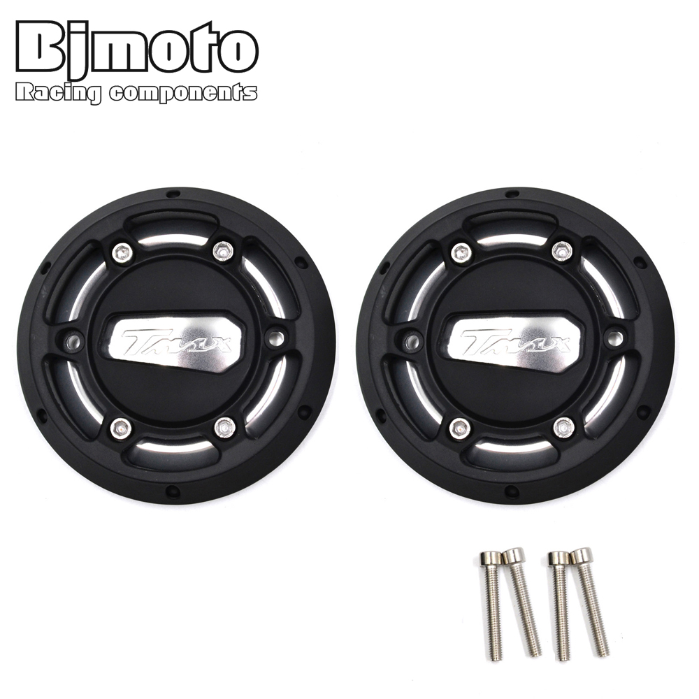 For Yamaha T MAX 530 2012-2015 T-max 500 2008-2011 Motorbike Engine Stator Cover CNC Engine Protective Cover Protector 1 Pair женское пальто max mara max mara2014