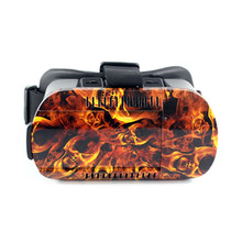 Smart NEW 3D VR Glasses Headset Virtual Reality Glasses for 3.5″ – 6″ Smart Phone 3D Game and Movie Anime Painting