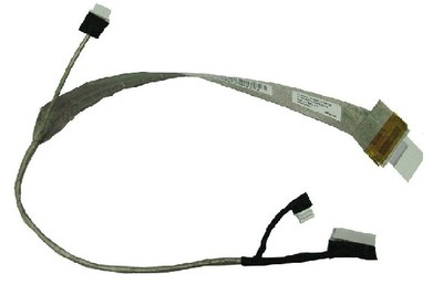 WZSM New LCD Flex Video Cable for lenovo 3000 G530 G530M N500 laptop LVDS cable P/N DC02000JV00