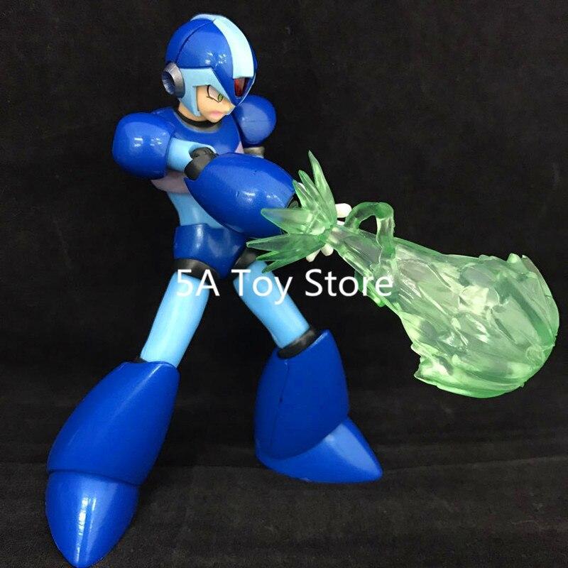 Megaman Rockman X Game Figure D Arts PVC Action Figure Collectible Model Toy 13cm Retial Box