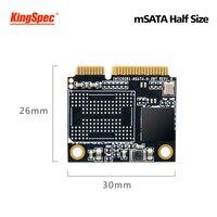 Kingspec SSD mSATA half size 1TB SSD 500GB Mini SATA Hard Drive Internal Solid State Drive Disk for ASUS Zenboo DELL VOSTRO hdd