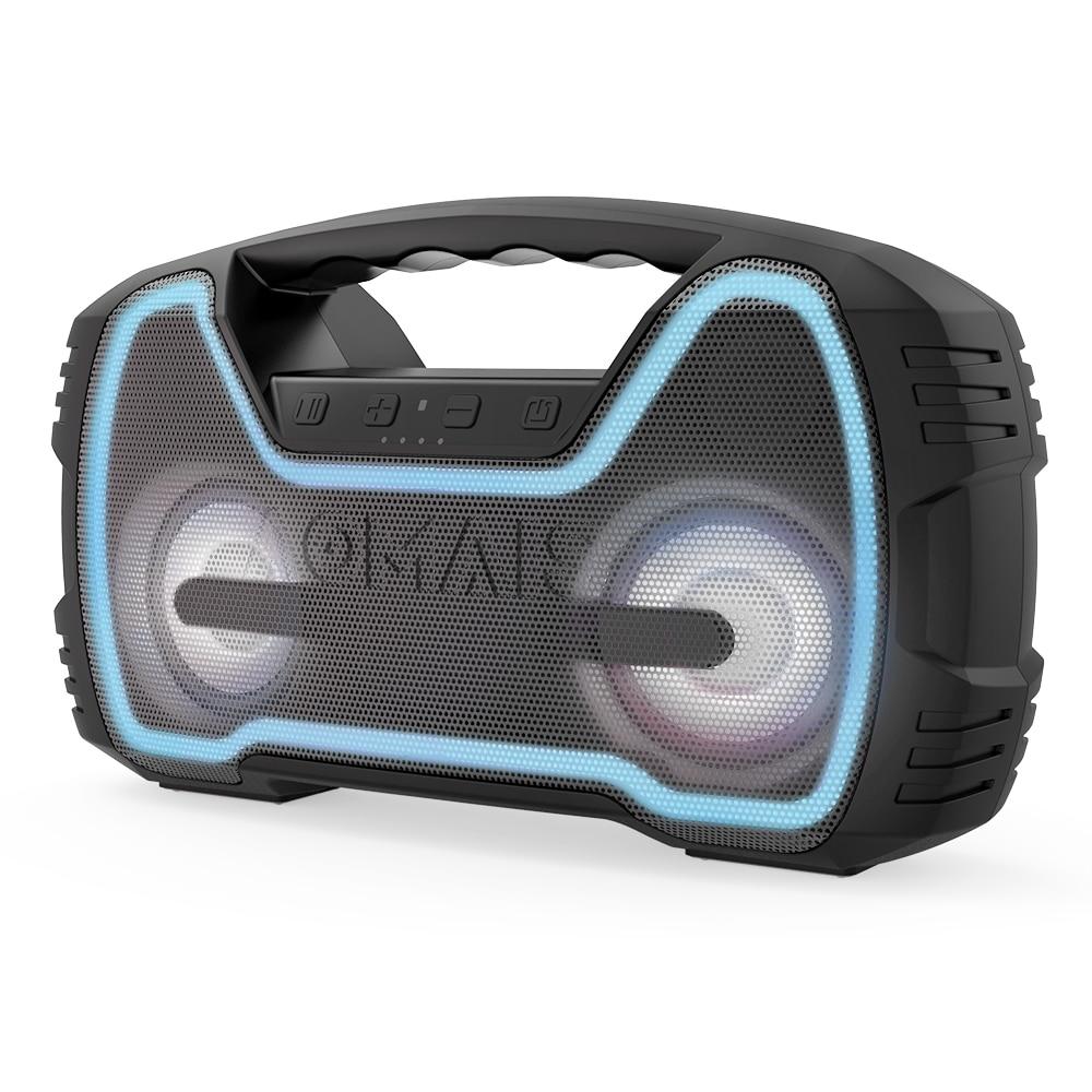 Mini Bluetooth Speaker with Light 15
