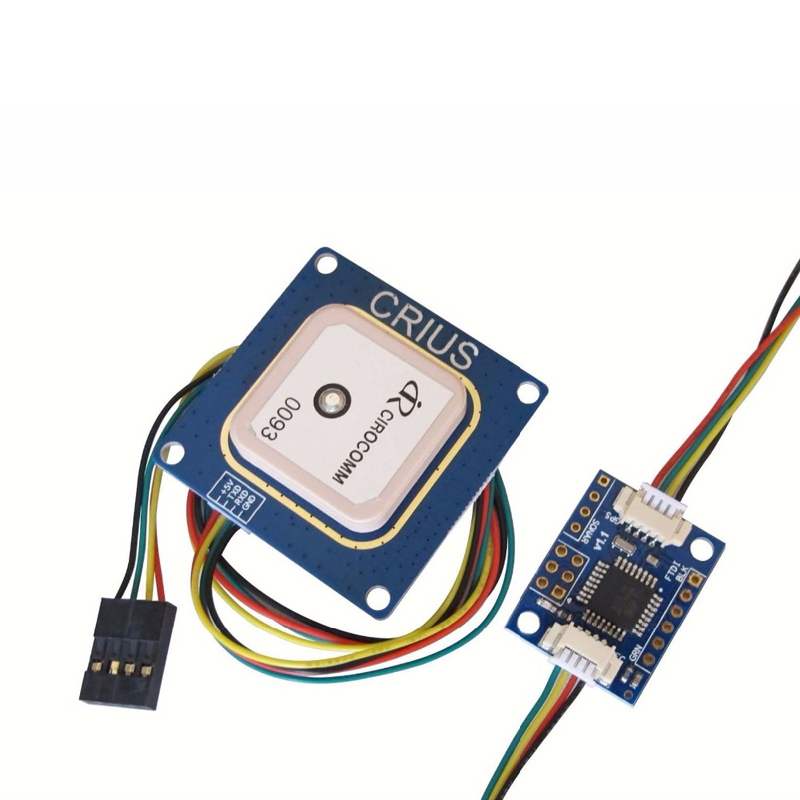1set NEO-6 V3.0 GPS NEO-6M Module +NEW Crius I2C-GPS NAV Module Navigation Board crius neo m8n flight controller gps module with compass neo gps