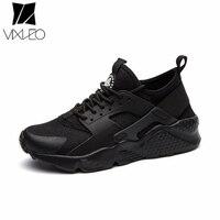 VIXLEO Casual Shoes New Men Superstar Brand Designer Tenis Masculino Adulto Huarache Air Casual Men S