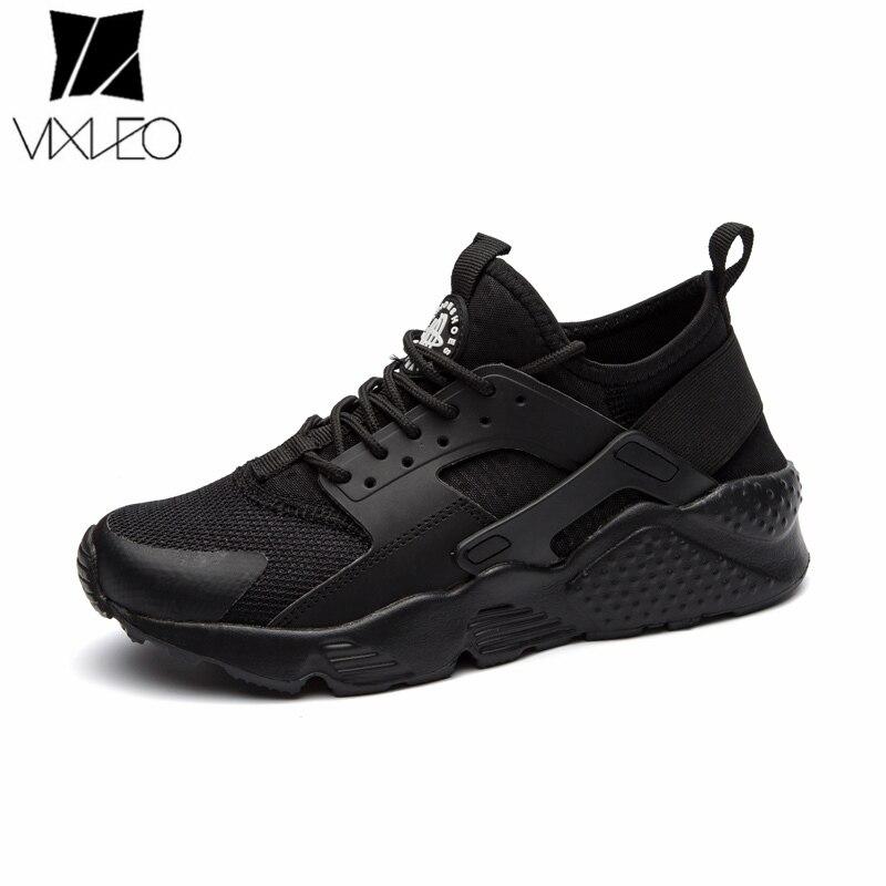 купить VIXLEO casual shoes New Men Superstar Brand Designer Tenis Masculino Adulto Huarache Air Casual Men's Shoes Krasovki Size 36-47 по цене 1540.14 рублей