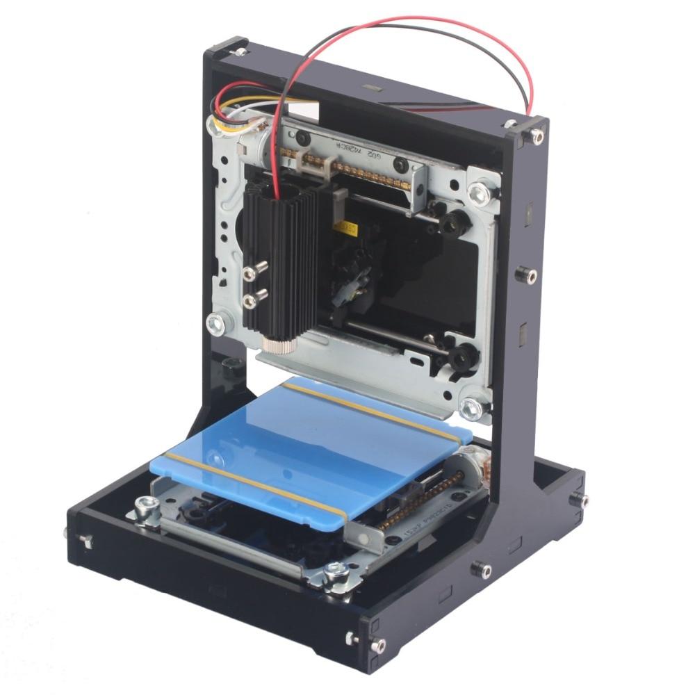 NEJE DIY 500mW USB Laser Printer Engraver Cutter Laser Engraving Cutting Machine neje dk 5 pro 500mw high power violet light laser head diy laser machine parts laser diode laser tube for engraver