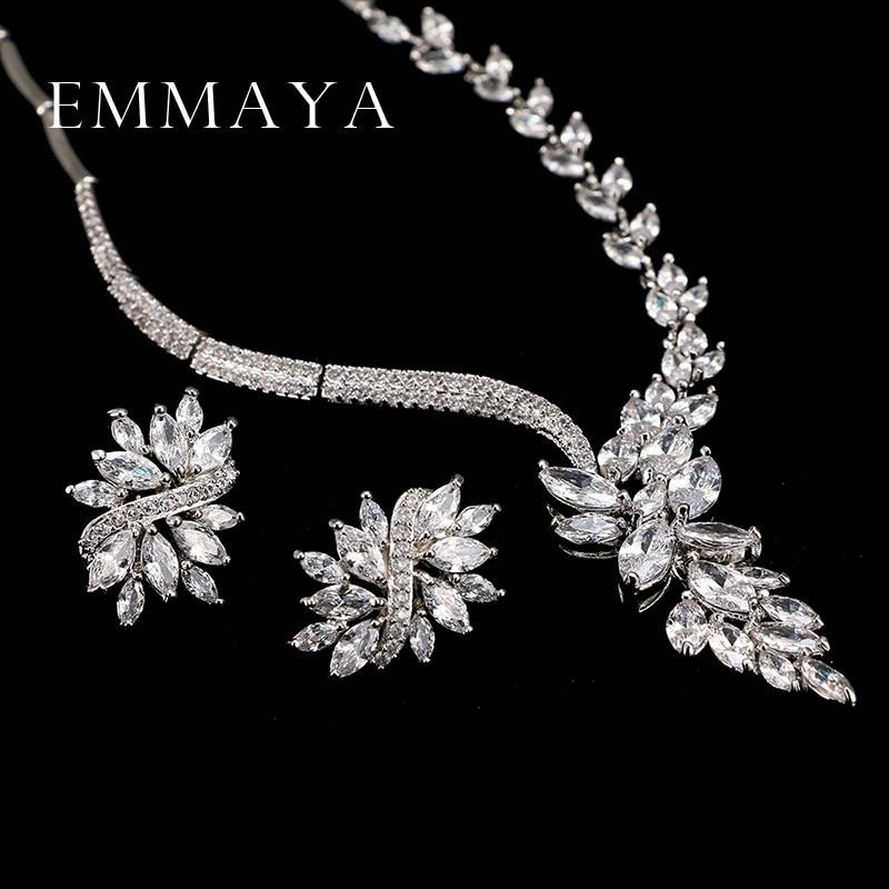 Emmaya Νέο Μοναδικό Design Choker Σκουλαρίκια - Κοσμήματα μόδας - Φωτογραφία 4