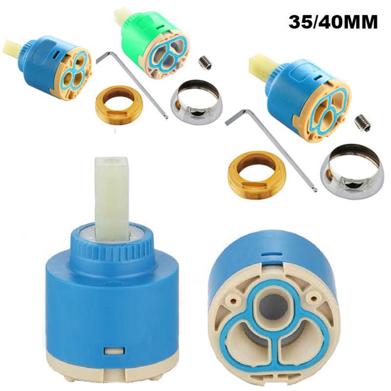35//40mm Lever Tap Mixer C3 Ceramic Disc Cartridge Shower Bath Basin Repair
