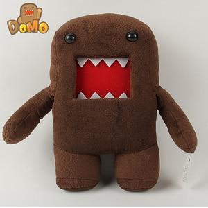 Image 2 - 20cm Kawaii Domo Kun Domokun 플러시 장난감 인형 재미 있은 Domo kun 플러시 장난감 부드러운 인형 동물 어린이를위한 장난감 어린이 크리스마스 선물