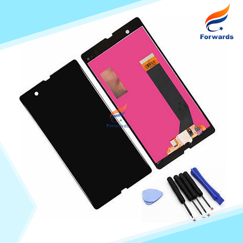 Replacements for Sony Xperia Z L36 L36i L36h C6603 C6602 LCD Display with Touch Screen Digitizer