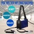 Сварочный аппарат для дуговой сварки  сварочный инвертор ММА  IGBT 200A IGBT