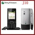J10 Original Unlocked Sony Ericsson J10 J10i2 5MP WCDMA 3G 1000 mAh GPS Bluetooth Mobile Phone Free shipping