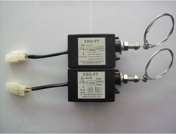 XHQ-PT 12V power in pull type Diesel engine parts stop solenoid for generator,high quality genset spare part