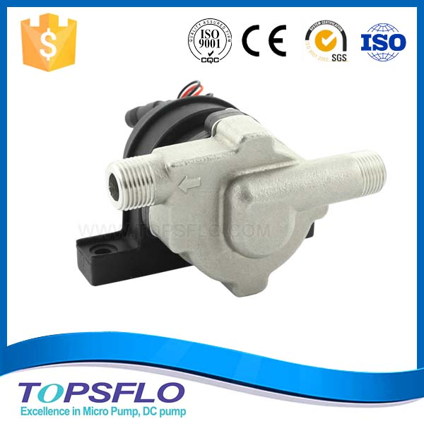 TOPSFLO TD5 5V or PWM speed control Beer Brewing Pump high temperature 110celsius