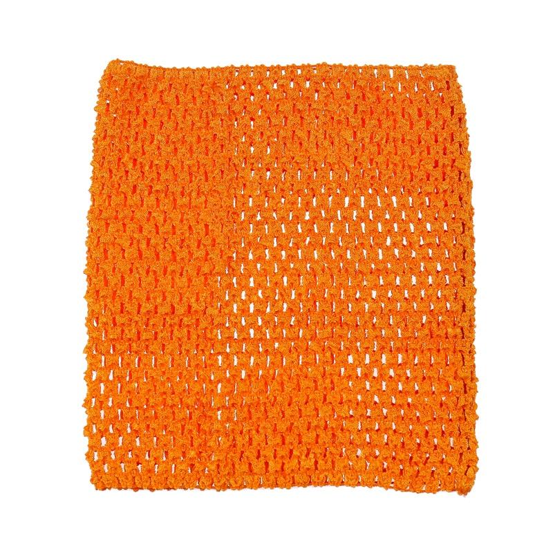 20 см X 23 см, для маленьких девочек, 9 дюймов, вязаные топы-пачки, обхват груди, широкая вязаная крючком повязки на голову Tutu, топы