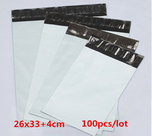 plastic 10''x13'' 100pcs/lot envelope