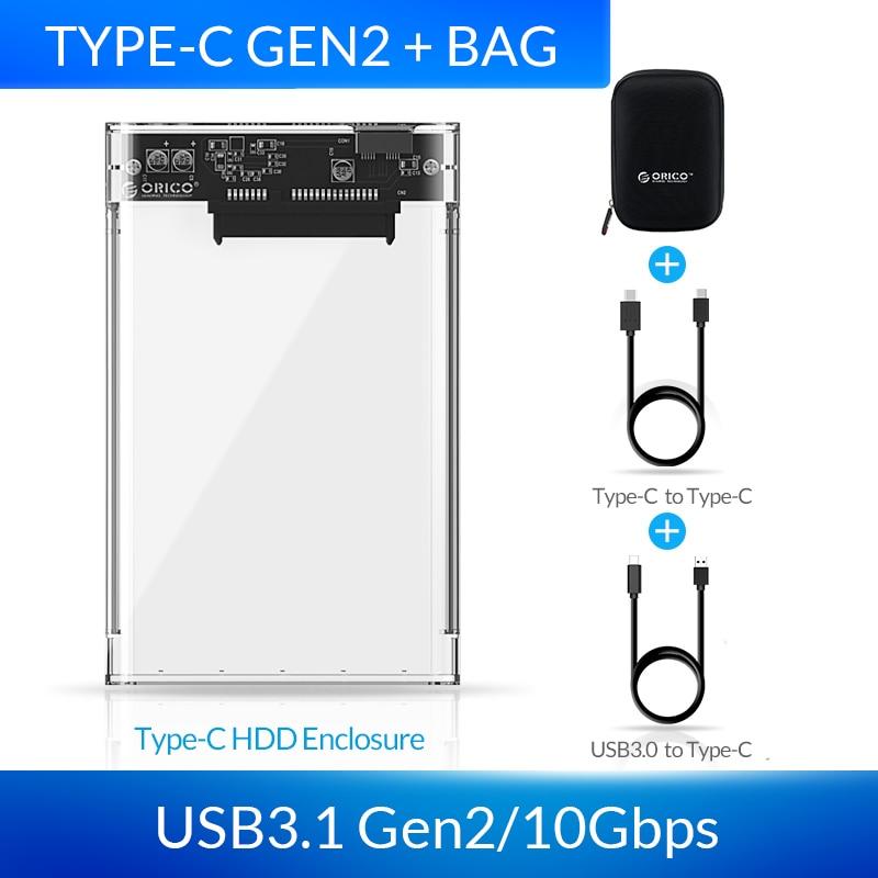USB-C 10Gbps Add Bag