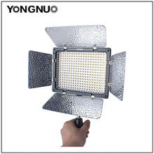 Yongnuo YN300 II Pro LED Video Light Camera Camcorder Color temperature controlled for Canon Nikon YN-300 ll Photographic Light