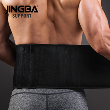 JINGBA SUPPORT 2019 Sports Fitness belt Back waist support Sweat trainer Women Weight Loss slimming neoprene