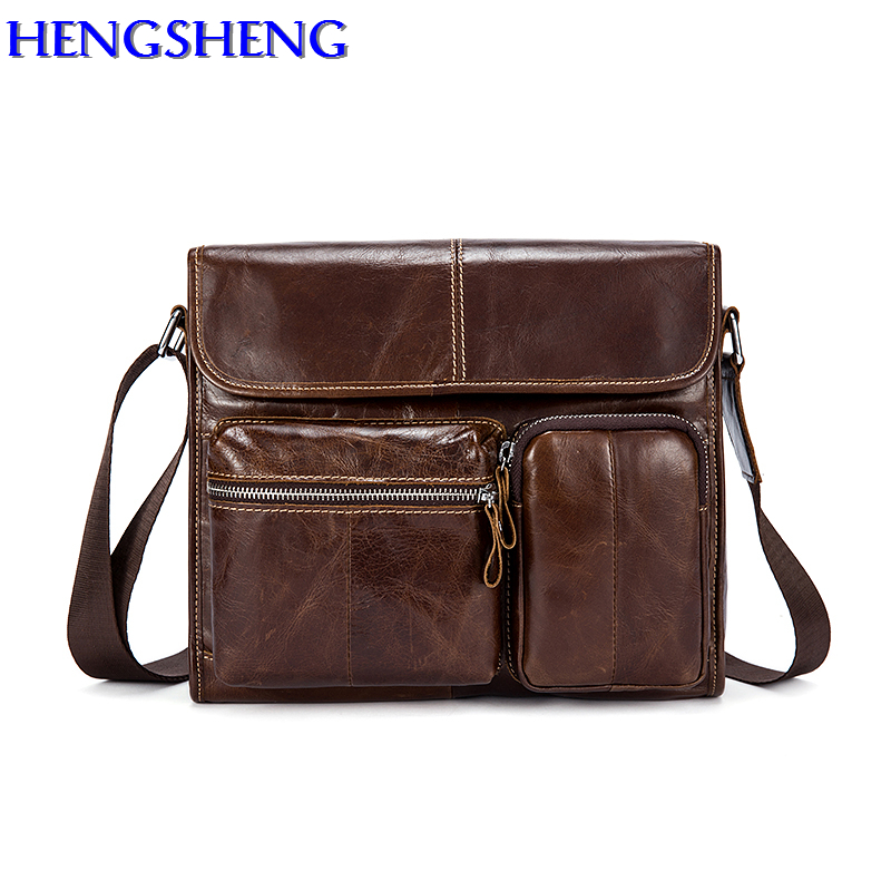 Free Shipping three color men messengers bag with top quality genuine leather men shoulder bags of cow leather men crossbody bag ivotkova top quality cow genuine leather men wallets fashion splice purse dollar bag price carteira masculina free shipping gift