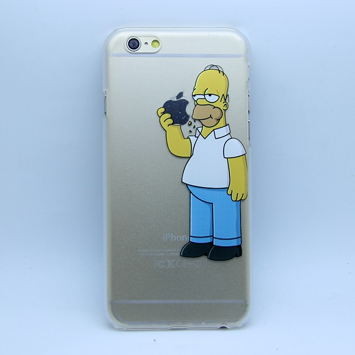 cover simpson iphone 6s