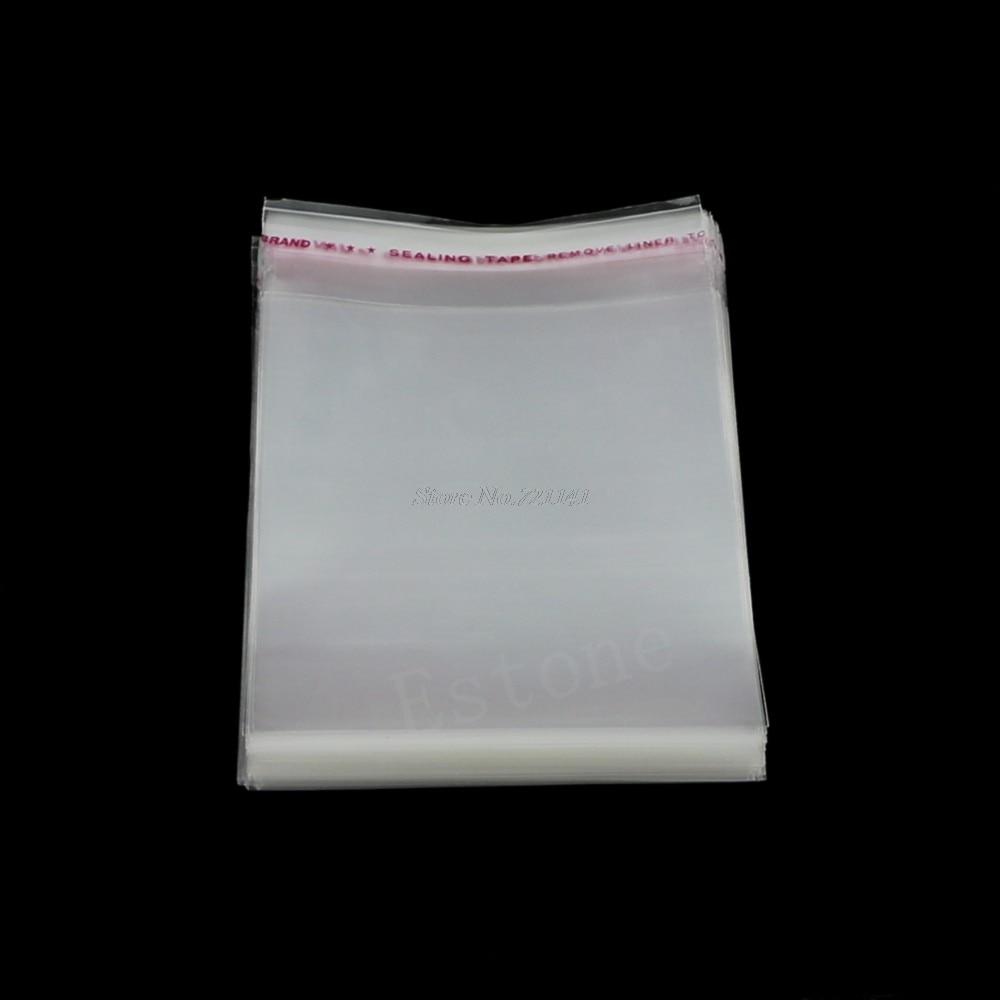 """Packaging Sack Self Adhesive Package 8cmx12cm 3.1/""""x4.7/"""" Plastic Bags OPP Bag"""