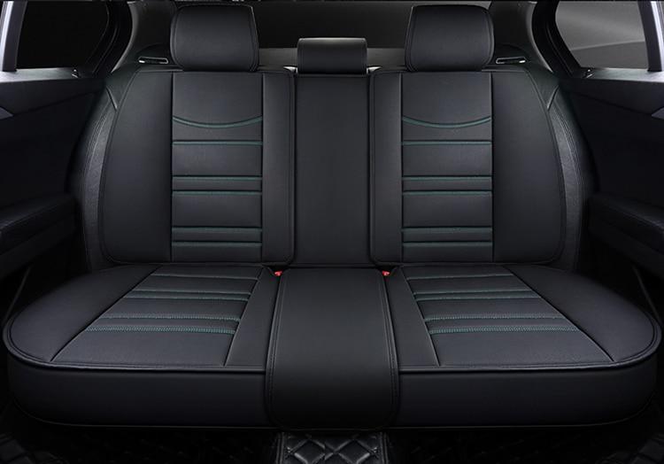 Всесезонные универсальные автомобильные подушки для сидений, автомобильные накладки для Audi A3 A4 A5 A6 A7 Series Q3 Q5 Q7 SUV Series - 2