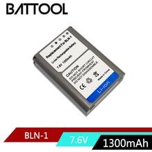 1X7,6 В 1300 мАч BLN1 млрд 1 Перезаряжаемые литий-ионный Батарея для Olympus bcn1 BCN-1 E-M1 EM1 E-M5 OM-D E-P5 EM5