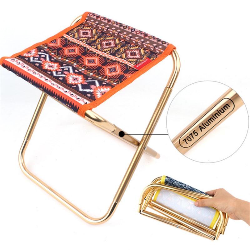 novo assento da cadeira de pesca ao ar livre portatil dobravel backpacker oxford pano dobravel picnic