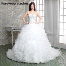 Forevergracedress Wedding Dress Sleeveless Bridal Gown