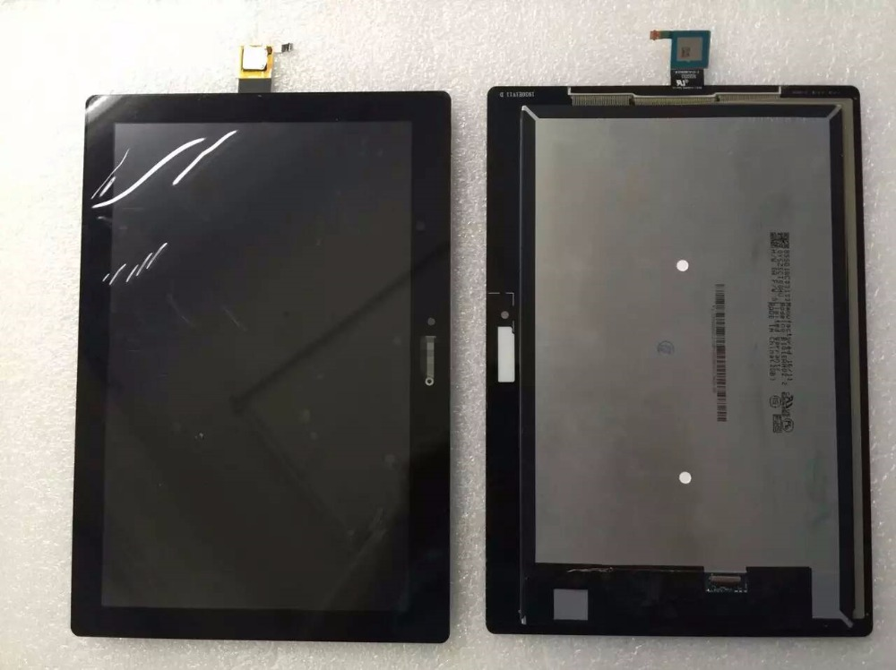 ФОТО For Lenovo Tab 2 A10-70 A10-70F A10-70L Tablet PC Touch Screen Digitizer + LCD Dislpay Assembly Parts Free Tools