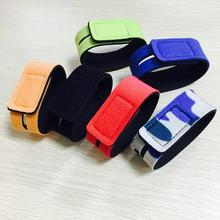 LumiParty Reusable Fishing Rod Tie Holder Strap Suspenders Rod Belt Hook Loop Cable Ties Fishing Tackle Box Peche Accessories