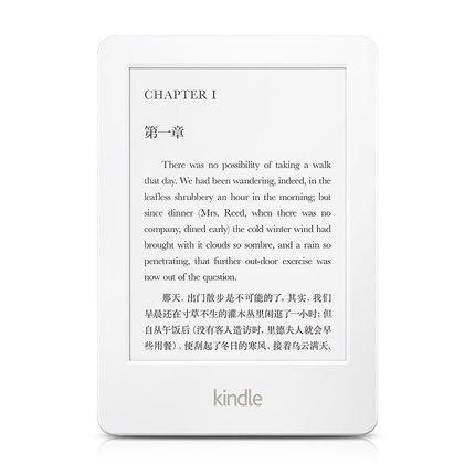 6 pulgadas Kindle nuevo blanco, de color negro lector de libros ...