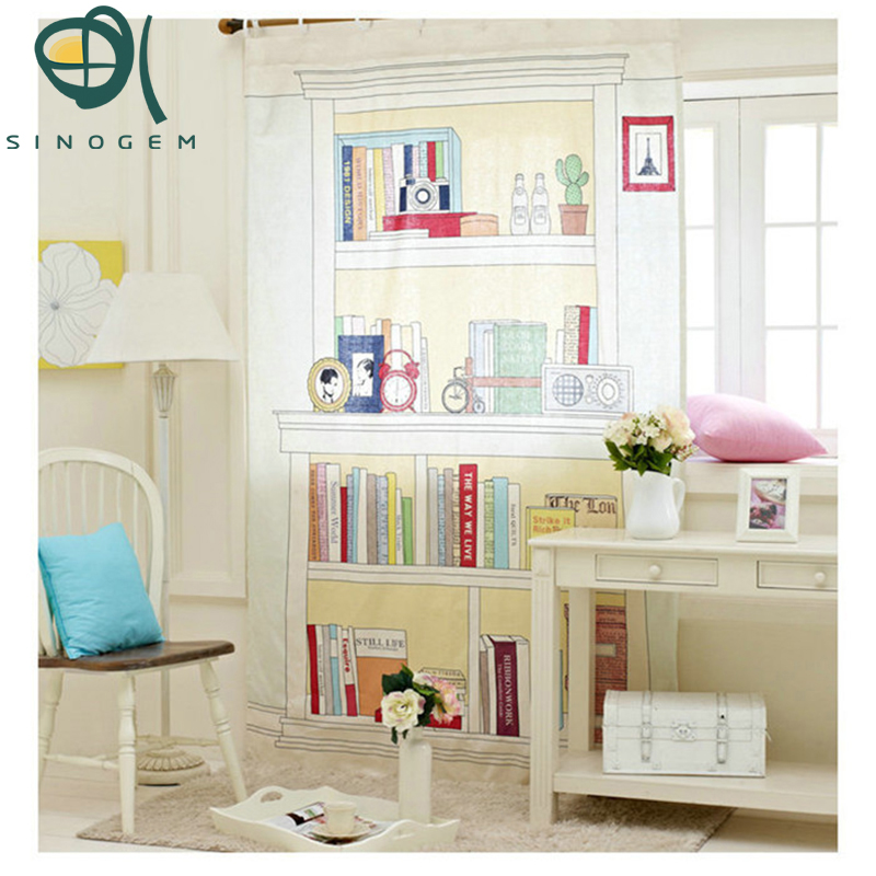 Cartoon Sailing Ship Design Shading Curtain Blackout: Online Buy Wholesale Bedroom Bookcase From China Bedroom
