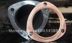 Copper Exhaust Gasket excellent sealing  high quality  Heat resistant   Copper  gasket sealing
