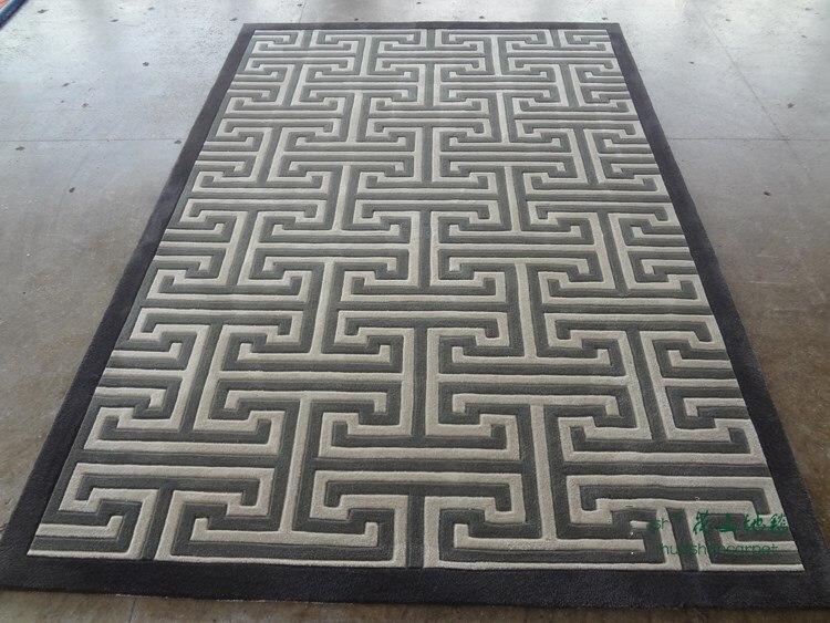 Classique 100% acrylique tapis rond pour salon enfants chambre tapis pour Option tapis cuisine tapis et ordinateur chaise tapis