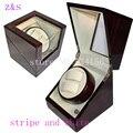 watch box Single high gloss wooden automatic watch winder, watch winder display jewelry gift box
