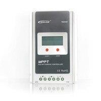 MPPT 40A 4210A Solar Şarj Kontrolörü 12 V/24 V Otomatik Dönüşüm LCD Ekran Max 100 V Regülatörü PC iletişim Mobil Yeni