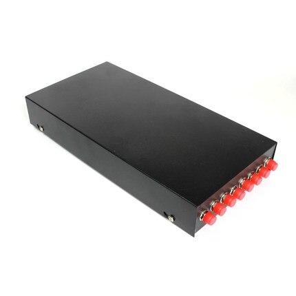 8 Ports FC Fiber Optic Box Fiber Optic Termination Box Fiber Optic Distribution with FC fiber patch cords
